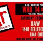 W.A.R. Wrestling plans Feb. 4 Hall of Fame induction
