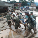 Colombia: 154 dead after rivers overflow, toppling homes