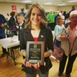 New Knoxville student wins God, Flag and Country speech contest