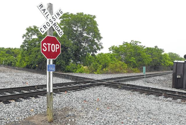 "The Sugar Street railroad connection is at the heart of $2.1 million railroad infrastructure project described as a ""linchpin"" to helping alleviate stationary trains blocking crossings, particularly on Lima's east side."