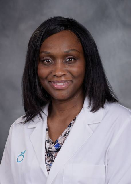 Submitted photo Dr. Vivian Chidi