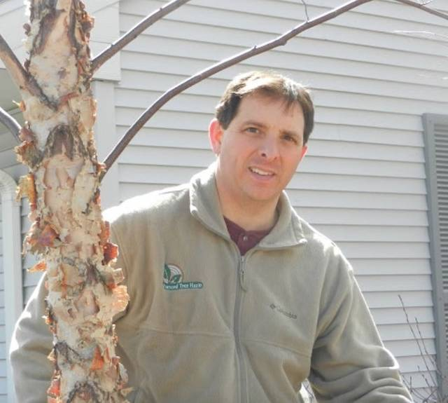 Joe Puperi, owner of Advanced Tree Health