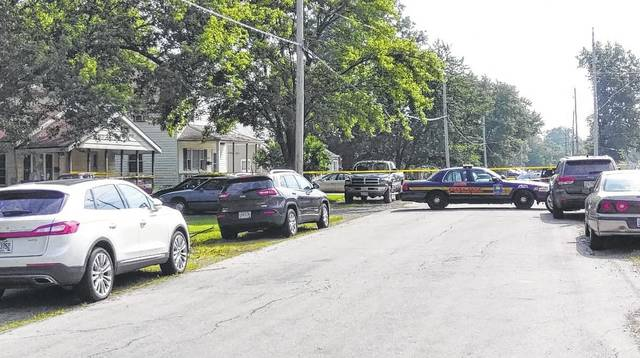 A SWAT team member from the Allen County Sheriff's Office shot and killed a man during a search warrant Thursday morning at 218 W. Michigan Ave., Lima, according to the sheriffs office.