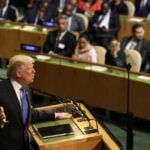 In stark UN speech, Trump threatens to 'destroy' North Korea
