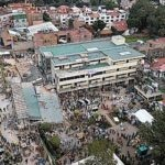 Mexico quake rescuers race to free girl, other survivors