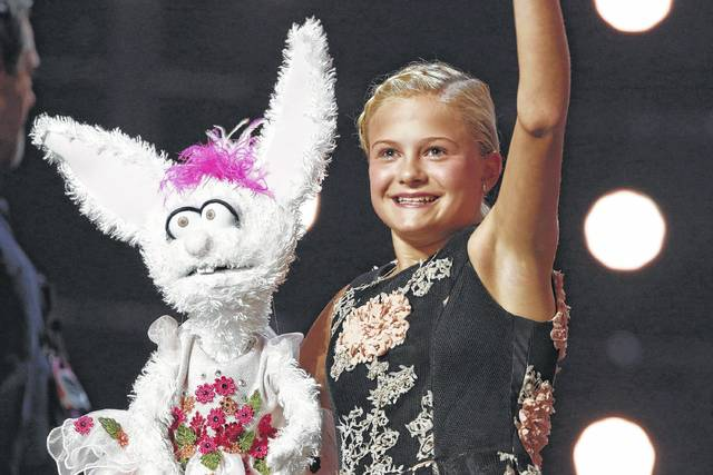 "Darci Lynne Farmer appears Wednesday on ""America's Got Talent"" in Los Angeles. The 12-year-old girl is getting a $1 million prize and her own Las Vegas show after taking the ""America's Got Talent"" crown on the season 12 finale of the NBC reality competition Wednesday."