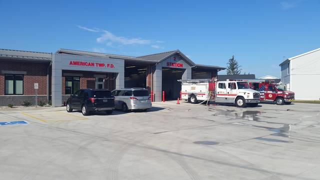 An open house was held Sunday for the new Fire Station No. 2.