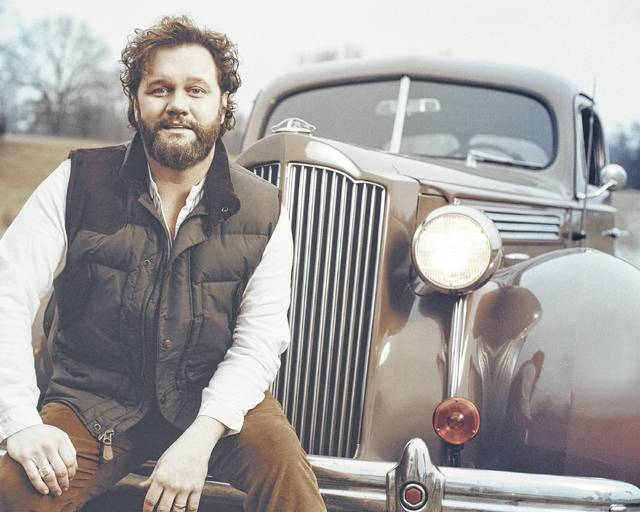 David Phelps will be in concert Sept. 30 at Lima Baptist Temple.