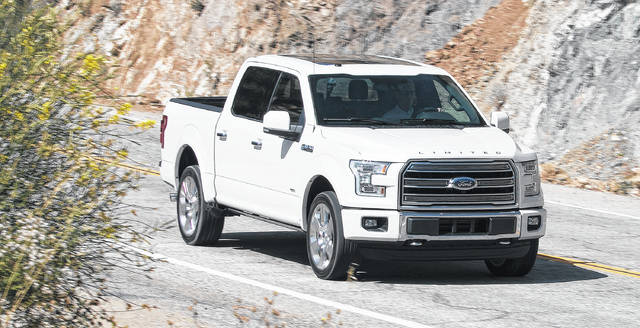 The 2016 4x4 Supercrew Limited is Ford's top of the line F-150 model, which has been the most popular vehicle sold in the U.S. for the last three decades.