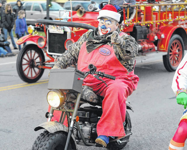 Bluffton Blaze of Lights kicks off the holiday season with a parade in Bluffton on Saturday.