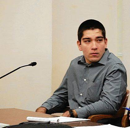 Michigan resident Zackery Brown was in court Monday for a motion hearing. Brown is charged with two counts of aggravated vehicular homicide and two counts of operating a motor vehicle while intoxicated.