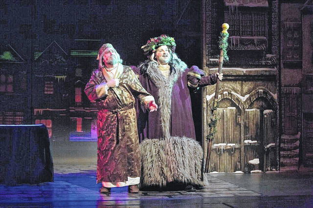 """A Christmas Carol"" will be presented Sunday afternoon at Niswonger Performing Arts Center."