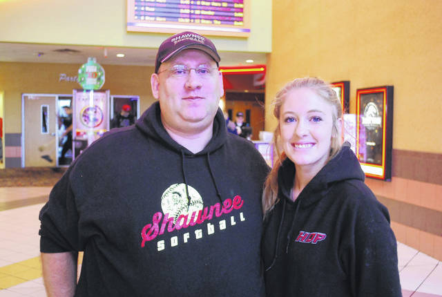 """Chloe Wohlgamuth saw """"The Last Jedi"""" Friday with her father, Chad. Both said they loved the latest addition in the Star Wars movie franchise, one that reportedly provided a few surprises along the way."""