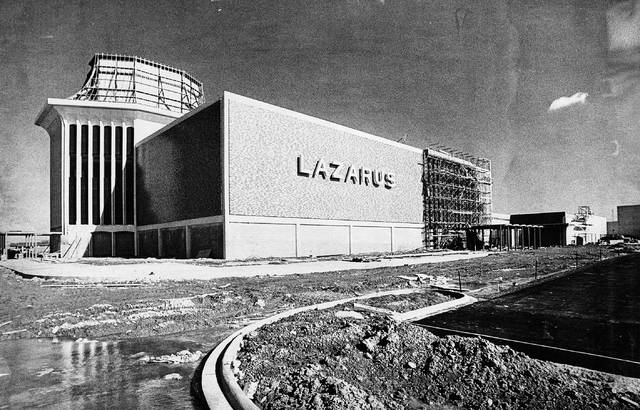 Lazarus, in progress in early 1971.