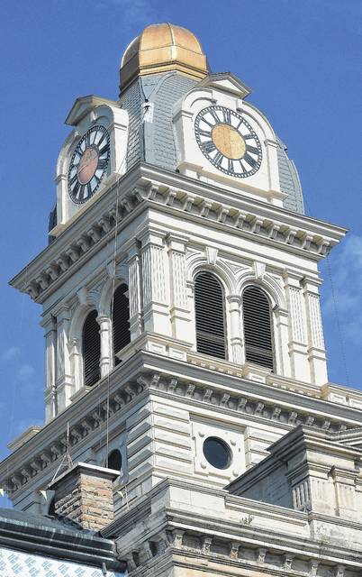 The Allen County commissioners proposed a 0.2 percent income tax increase to help renovate buildings, such as the Allen County Courthouse, and build new facilities.