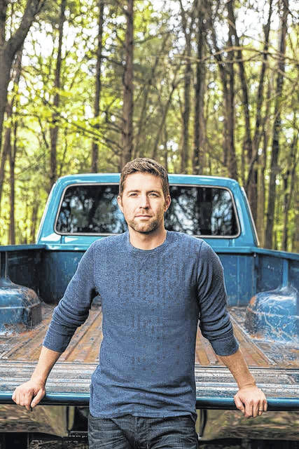 """Josh Turner is known for hits like """"Long Black Train,"""" """"Your Man,"""" """"Why Don't We Just Dance"""" and """"Time Is Love."""""""