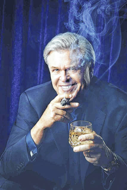 Comedian Ron White performs at 7:30 p.m. Thursday at Veterans Memorial Civic Center.