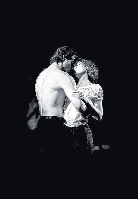 """""""Dirty Dancing"""" will be staged Thursday night at Veterans Memorial Civic Center."""