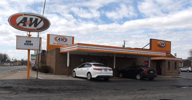 A&W All-American Food located on Lincoln Highway in Delphos.  Craig J. Orosz | The Lima News
