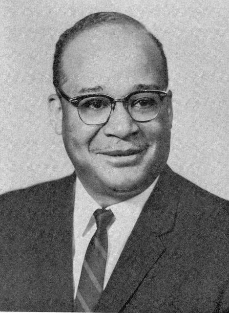 The Rev. E. Dorsey Broyles was president of Lima's NAACP, a Lima school board member and is remembered for being a calm voice of hope during the turbulent time of the Civil Rights movement.