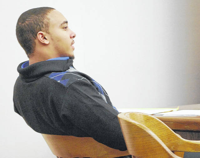 Cory Jackson showed no emotion as the verdicts were read aloud in court Wednesday.