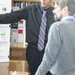 Bluffton student interns with National Institutes of Health branch