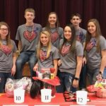 Kalida students raise $10,798 for heart research