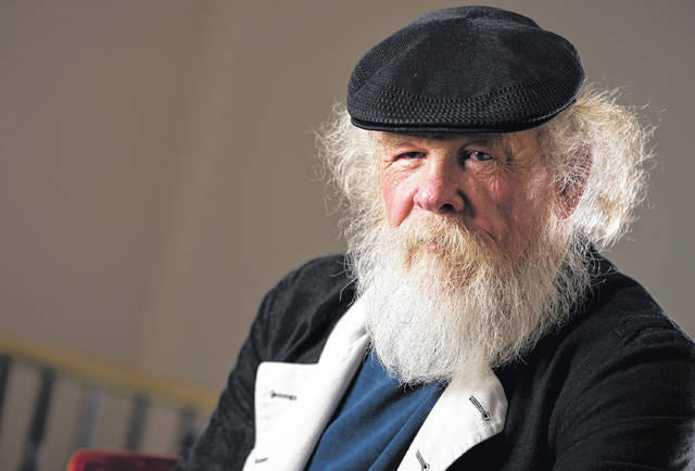 "In this March 12, 2018 photo, actor Nick Nolte poses for a portrait to promote his memoir, ""Rebel: My Life Outside the Lines."""
