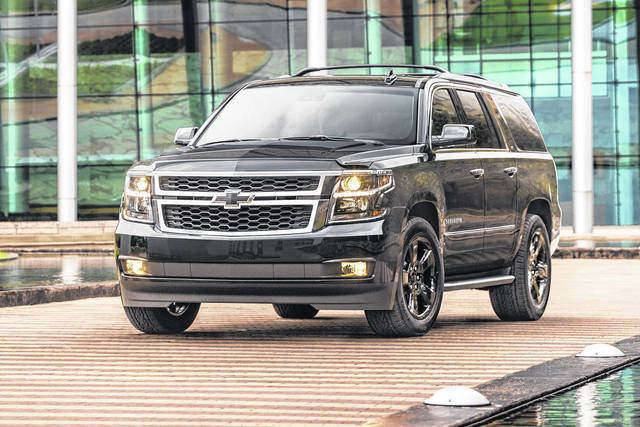 The 2018 Chevrolet Suburban is an urban family hauler with V-8 power, available four-wheel drive, and a variety of standard optional comfort and safety features. (General Motors/TNS)