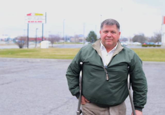 David Kiefer is gearing up to run for governor.