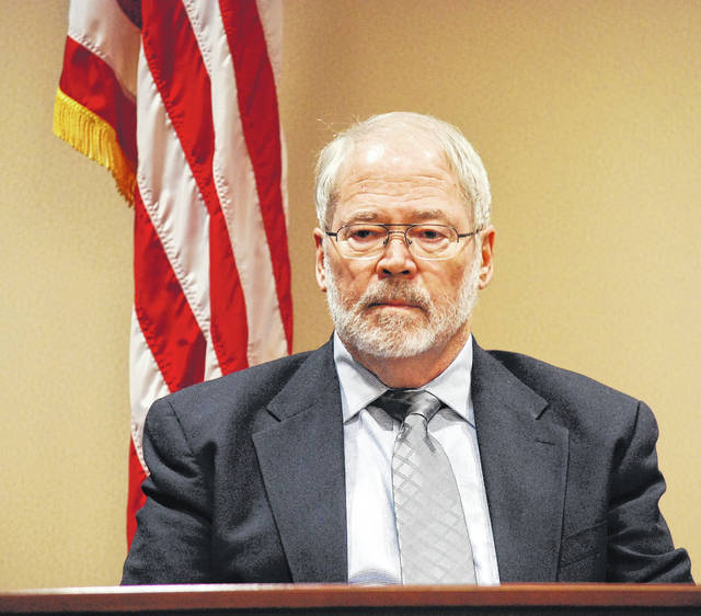Dr. James Gideon took the witness stand in his own defense Friday in Lima Municipal Court. The Pandora resident is charged with misdemeanor counts of sexual imposition for allegedly groping patients at his Bluffton medical office last spring.