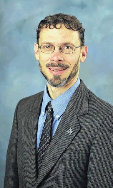 Dr. Jonathan Andreas will speak at Bluffton University's Civic Engagement Forum