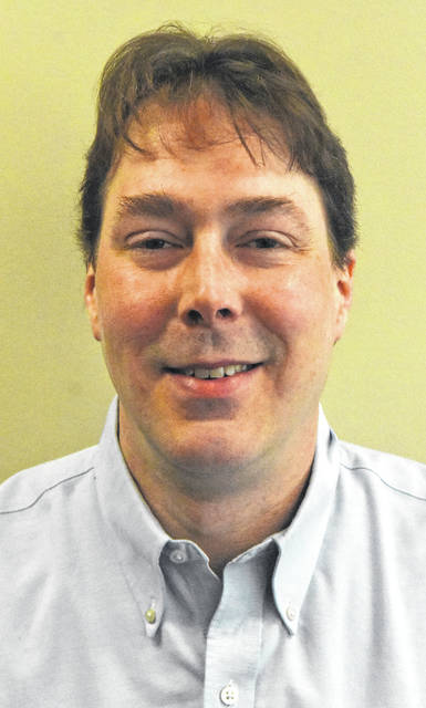 Scott Barry, co-owner of Barry Electronics, is a finalist for the Lima/Allen County Chamber of Commerce 2018 Small Business of the Year Award.