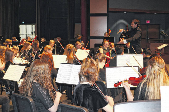 The Lima Area Youth Orchestra boasts nearly 70 young musicians from the area.