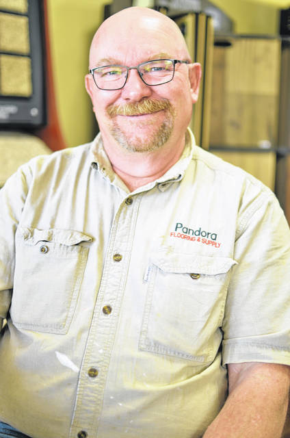 Pandora Mayor John Schlumbohm is using his 13 year experience to run against Franklin T. Miller Jr. in the May primary election for a Putnam County Commissioner seat.