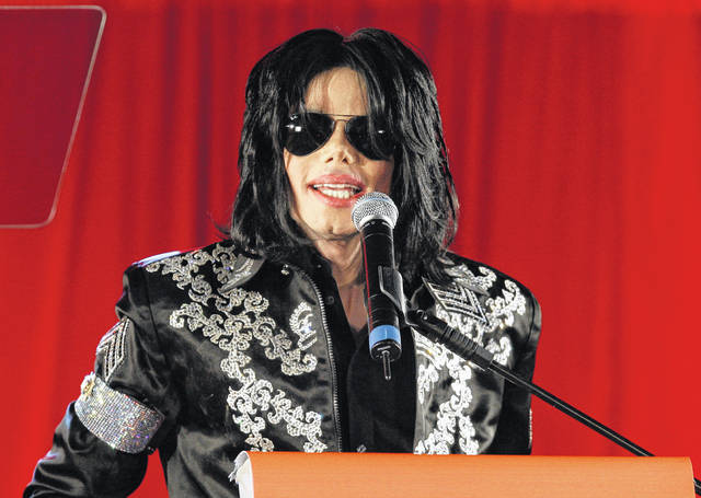 Michael Jackson announces upcoming concerts at the London O2 Arena in London during a March 2009 appearance. Jackson's estate objected to the airing Thursday night of an ABC TV special on the end life of the late King of Pop.
