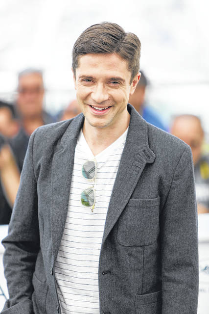 Topher Grace attending the photocall for 'BlacKkKlansman' during the 71st annual Cannes Film Festival at Palais des Festivals on May 15, 2018 in Cannes, France. (David Boyer/Abaca Press/TNS)
