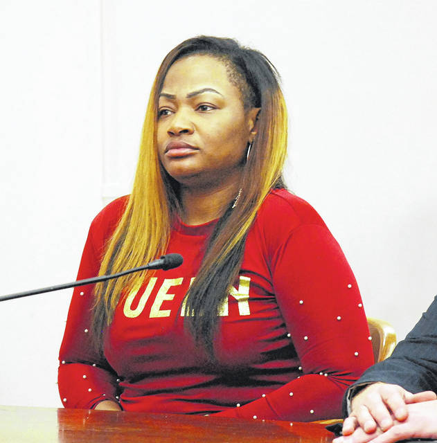 Stacy Bridgewater of Lima, who has claimed she stabbed her former boyfriend in self defense, rejected a plea deal from prosecutors Wednesday in Allen County Common Pleas Court. She is scheduled to stand trial beginning June 19 on a charge of felonious assault.