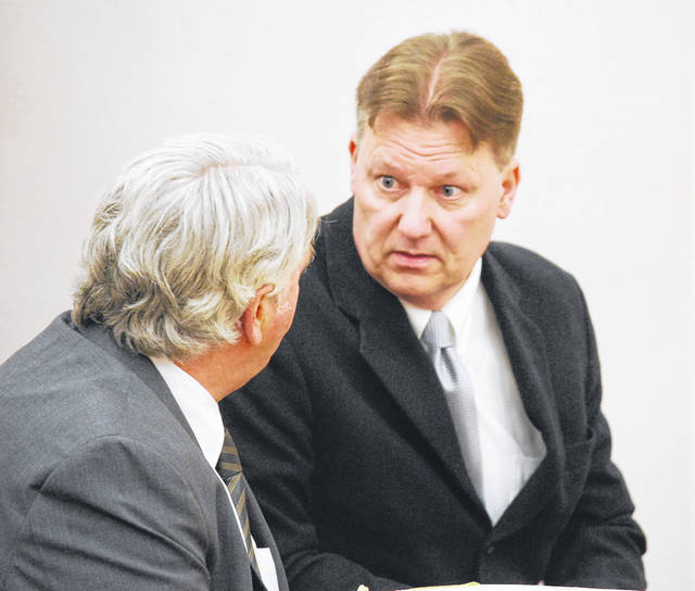 Todd Neu, 55, of Lima, was sentenced Thursday to 180 days in jail and three years on probation on five fourth-degree felony counts of pandering sexually oriented matter involving a minor. Neu was labeled a Tier 2 sexual offender and will be required to register with local authorities every 180 days for the next 25 years.