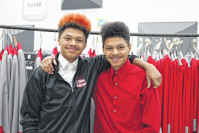 Jayden and Jaylen Donald hope to raise enough money to go on a tour of Europe with the Ohio Ambassadors of Music.