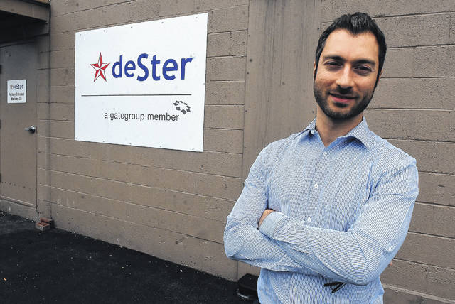 Johnny Kattar, corporate development director of DeSter in Lima.