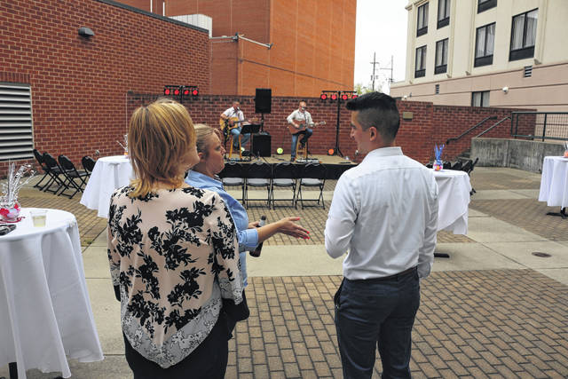 Town Square Live's Annual Giving Campaign continued Wednesday night with live musical entertainment from Rick Eddy.