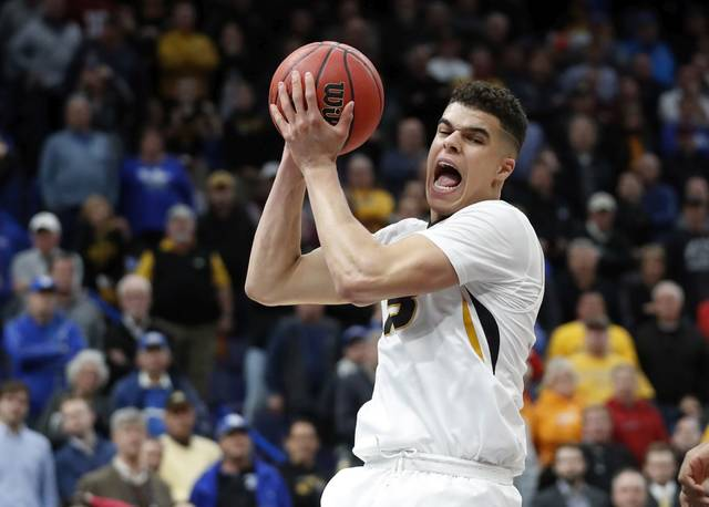 Missouri's Michael Porter Jr. pulls down a rebound against Georgia last season. Porter played in only three games in college because of back problems but his talent has long been considered more than NBA ready.
