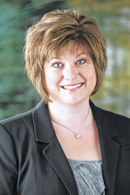 Stephanie Larcom, Webb's Bluffton location office manager and agent, was recently appointed the Webb Insurance Agency Board of Directors.