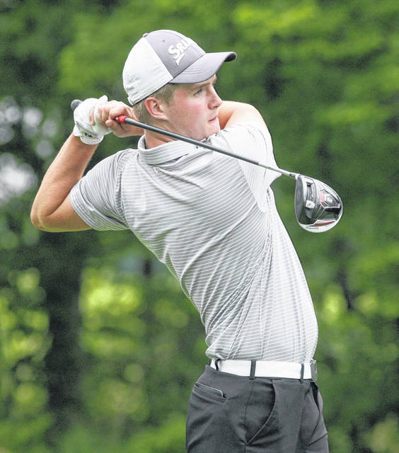 Spencer Stubbs, ranked the No. 1 seed going into Lima City Men's Golf Championship match play in the championship bracket, tees off Thursday at Hidden Creek Golf Club.