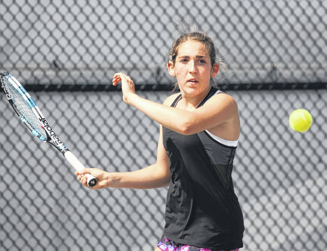 After finishing as runner-up the past two years, Mackenzie Wills captured her first Lima Area Tennis Association women's city singles title at the University of Northwestern Ohio tennis courts Sunday.