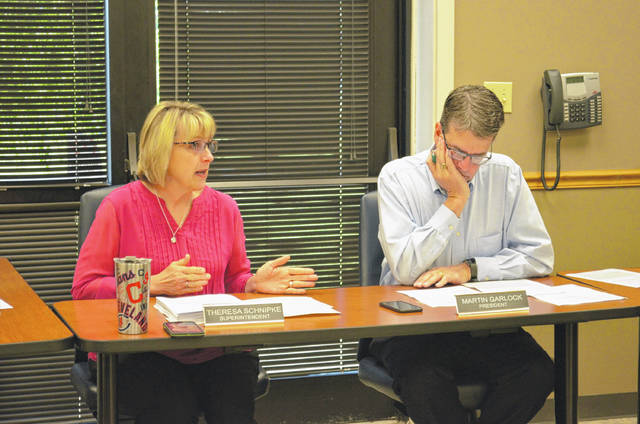 The Allen County Board of developmental disabilities met for a special meeting Wednesday to approve the plans for the construction of a specialized home for young autistic men in need of specialized care being built at 1208 E. North St., Lima.
