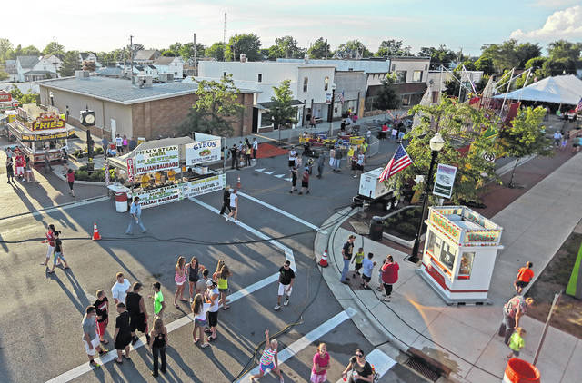 This year's Summerfest began Thursday and continues today and Saturday.