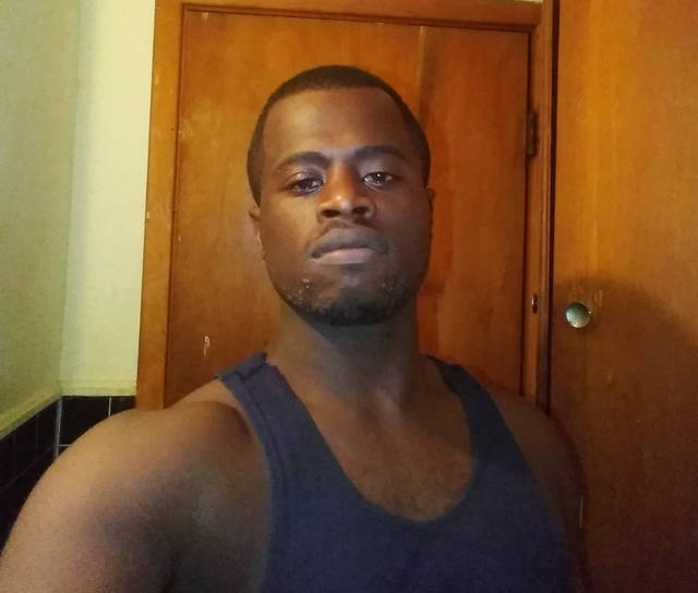 This image provided by Shreveport Police Department shows Tommy Lee Beverly Jr. Louisiana police are searching for Beverly, who reportedly stole a cellphone at gunpoint and then snapped few selfies on the device that uploaded to the rightful owner's cloud. The Shreveport Times reported Wednesday, July 18, 2018 that Beverly Jr. is charged with armed robbery. (Shreveport Police Department via AP)
