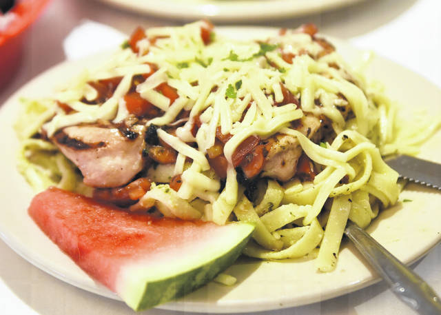 Although the menu at Casa Lu Al offers many different items, the Italian choices are always a hit.